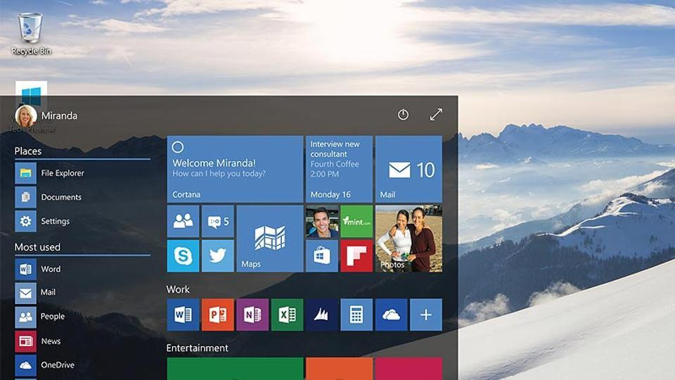Microsoft warns Windows 10 May Update messes with PC storage