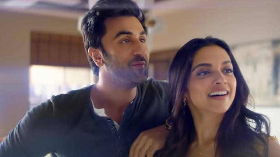 r4Ranbir Kapoor and Deepika Padukone were recently seen in an ad together.