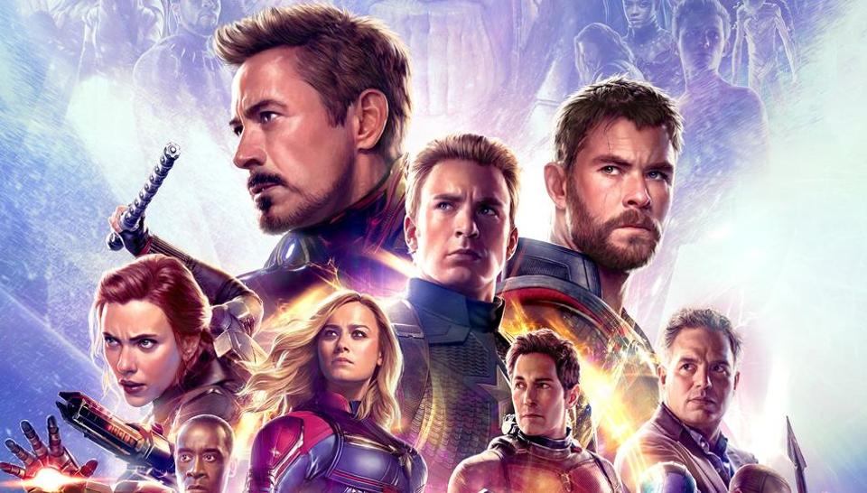Avengers Endgame hit theatres on April 26.