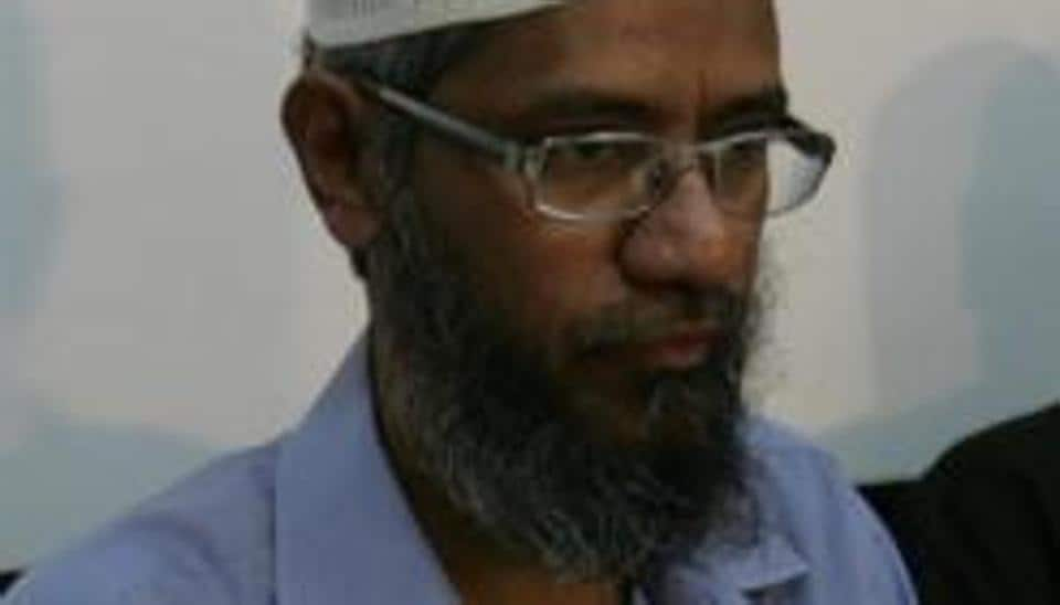 Islamic preacher  Zakir Naik has accused India of pressurising the Interpol to issue a red corner notice against him.