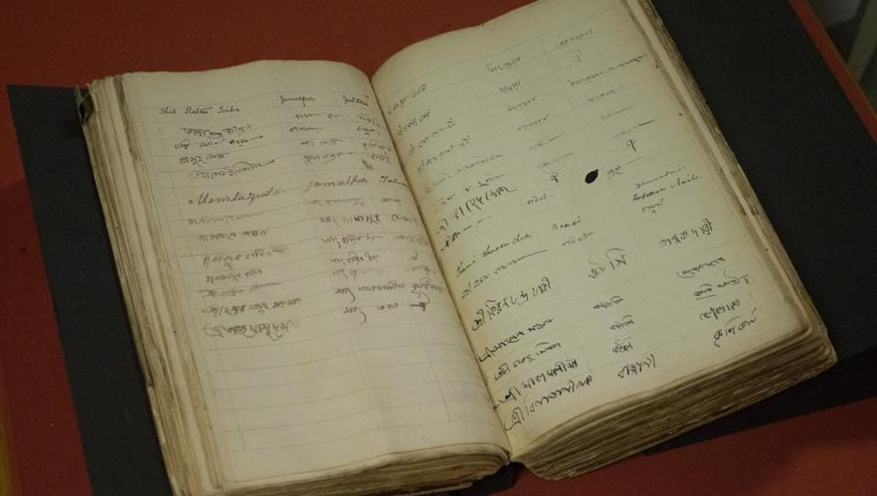 Ancient Indian writing makes a mark in key UK review