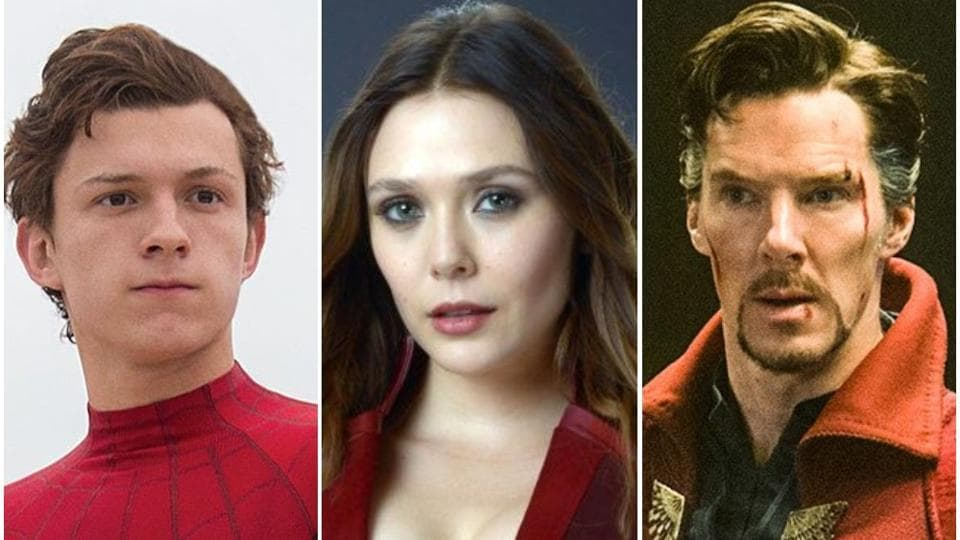 Tom Holland as Spider-Man, Elizabeth Olsen as Wanda Maximoff and Benedict Cumberbatch as Doctor Strange, will return in the Marvel Cinematic Universe.