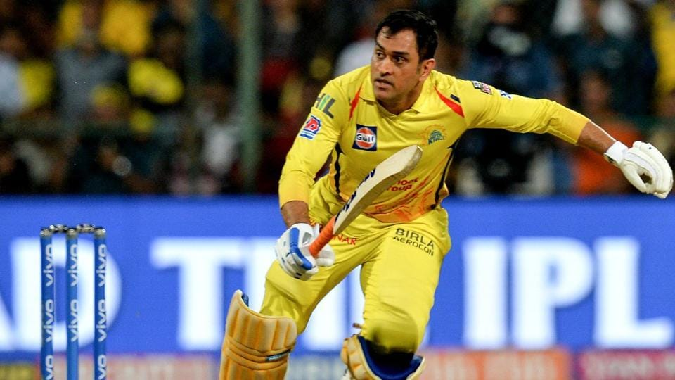 Fever rules Dhoni out of IPL game against Mumbai Indians