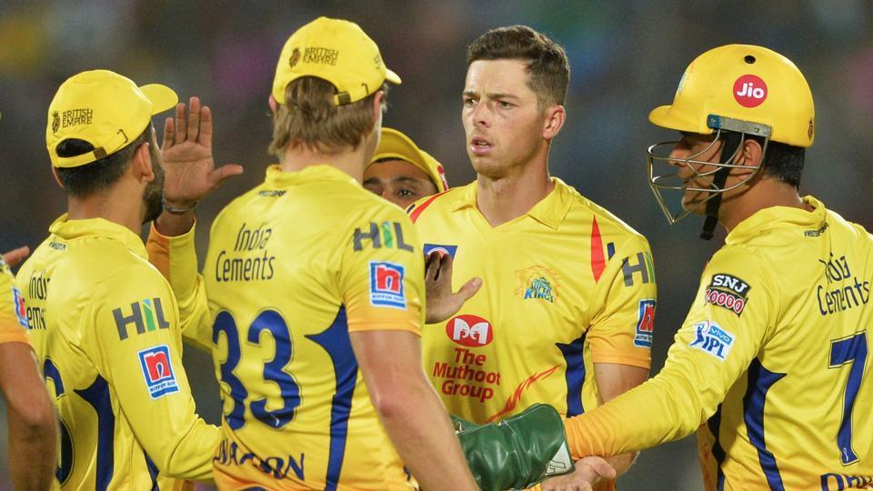 IPL 2019,Rajasthan Royals,Chennai Super Kings