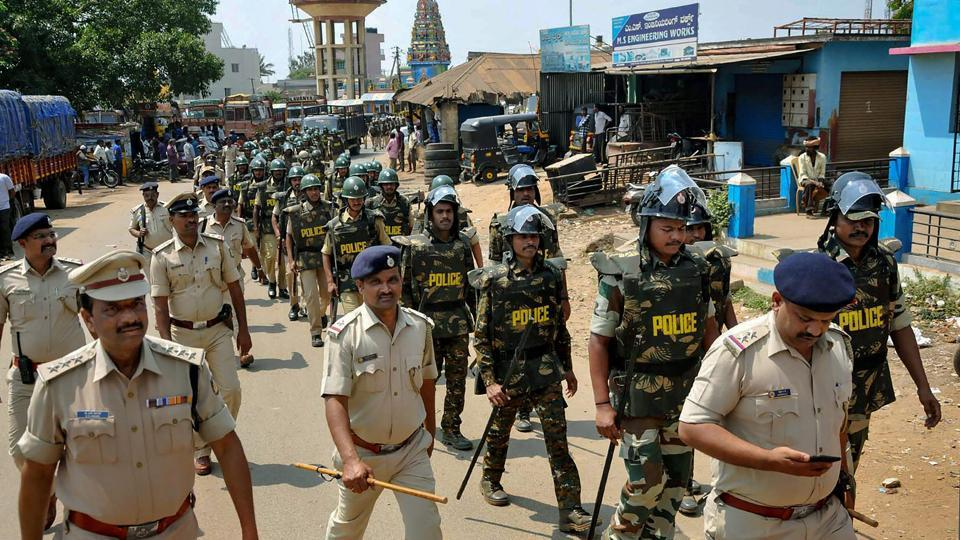 Karnataka had  warned neighbouring states late Friday after a retired armyman  called the police control room claiming to have information about possible terror attacks in major cities in the southern and western parts of the country,