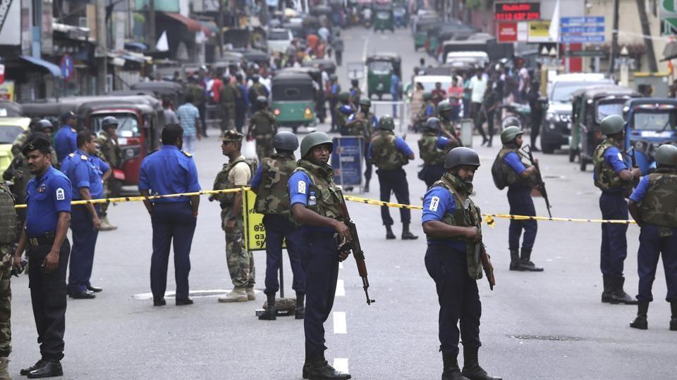 Sri Lanka,Sri Lanka blasts,Sri Lankan government