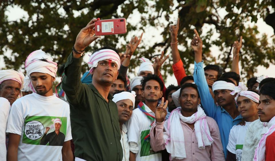 tribal Rajasthan,Bharatiya Tribal Party,Kantilal Raot