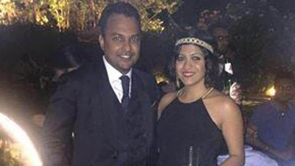 Abhinav Chari and his wife, Navroop K. Chari were in Sri Lanka for a business trip.