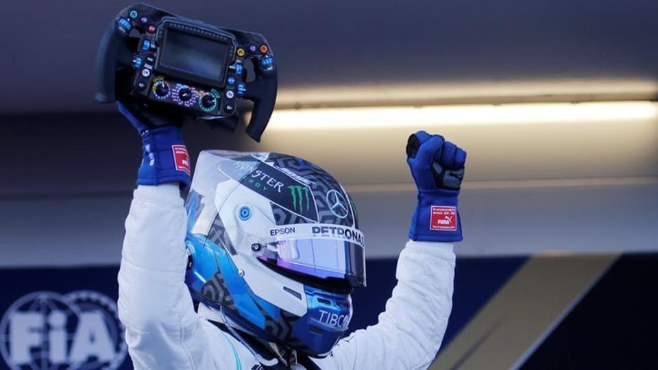 Azerbaijan GP,Valtteri Bottas,Mercedes