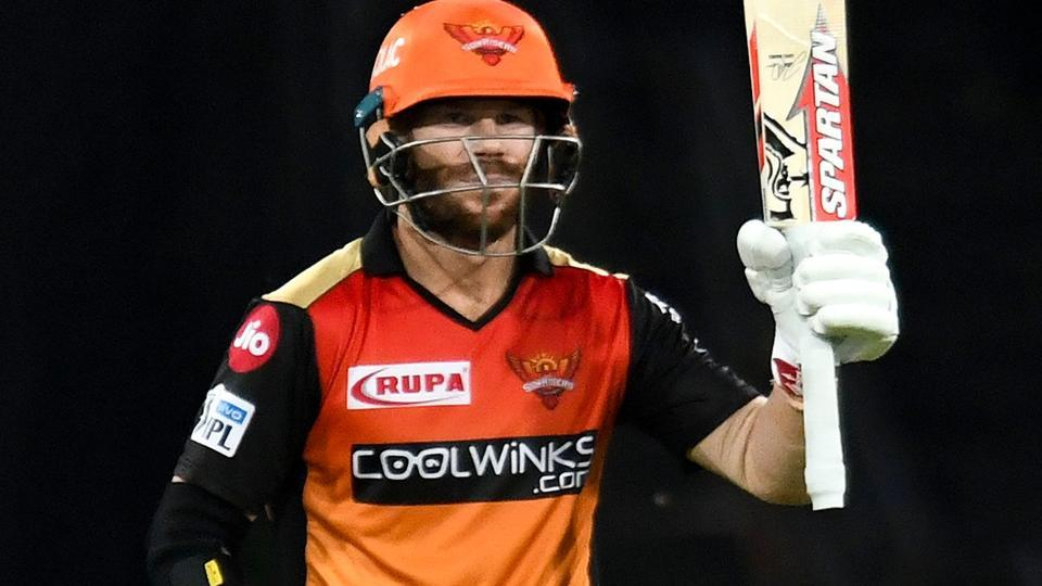 IPL 2019,Sunrisers Hyderabad,David Warner