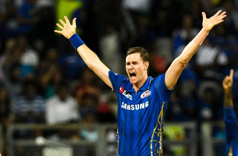 Australian fast bowler Jason Behrendorff might get his place back in the side to make use of the carry available in the Kolkata deck today against KKR.