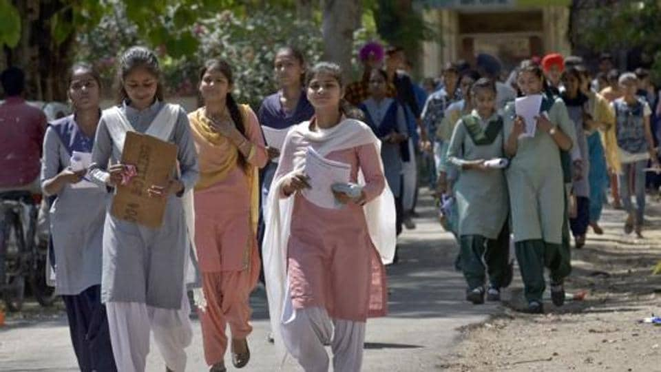 UP Board results,165 schools achieve zero results,anti- copying measures