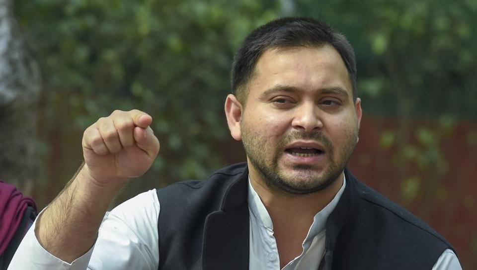 """Tejashwi Yadav on Sunday rebuffed Prime Minister Narendra Modi's assertion of belonging to an """"ati-pichhda"""" (most backward) caste, insisting that he saw this coming from the PM a week ago."""
