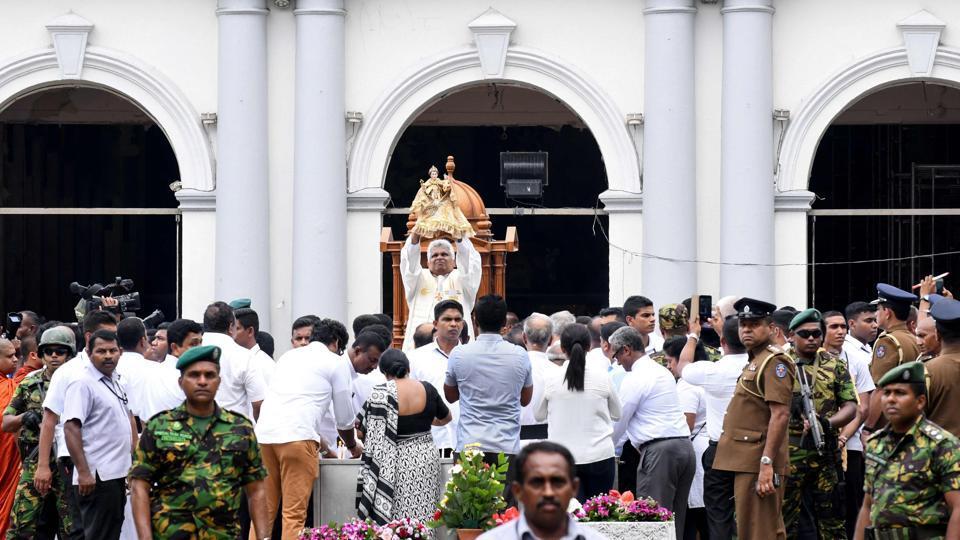Sri Lanka,Sri Lanka blasts,Sri Lanka suicide bombings