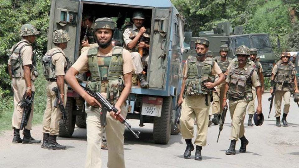 The Jammu and Kashmir Police on Sunday said it has arrested three alleged Jaish-e-Mohammed (JeM) operatives from Budgam district.