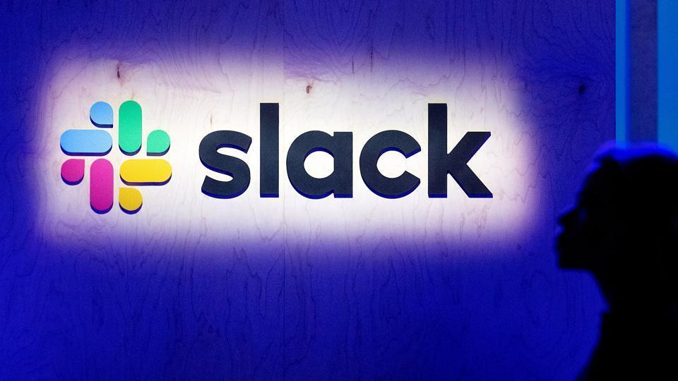 Slack tasks Morgan Stanley with key market maker adviser role   tech
