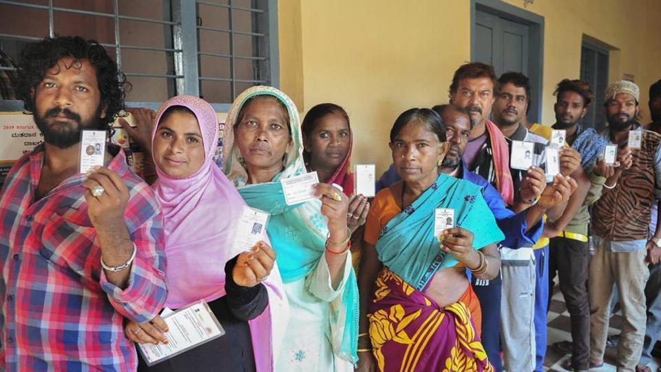 2019 Lok Sabha polls,2019 Lok Sabha polls Phase 4,Phase 4 voting