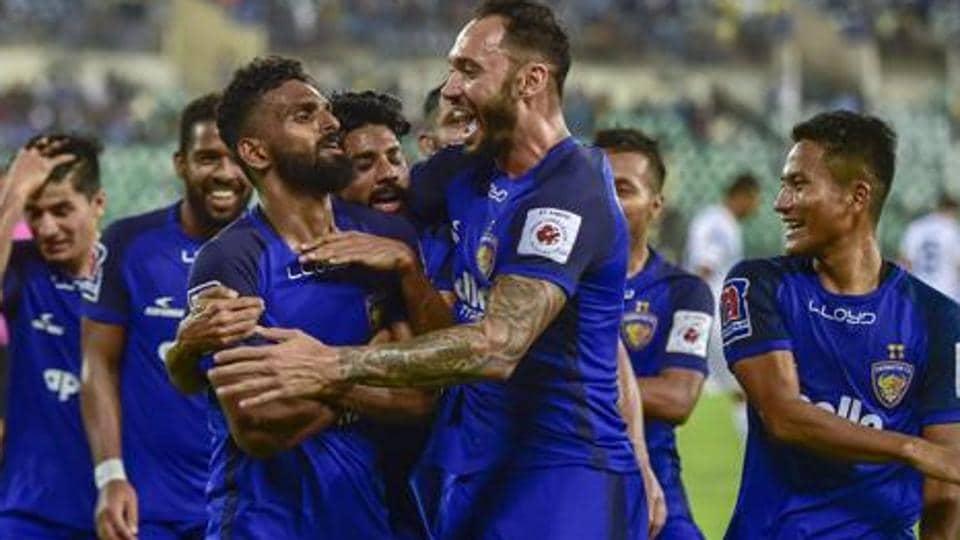 Chennaiyin FC,AFC Cup,Manang Marshyangdi Club