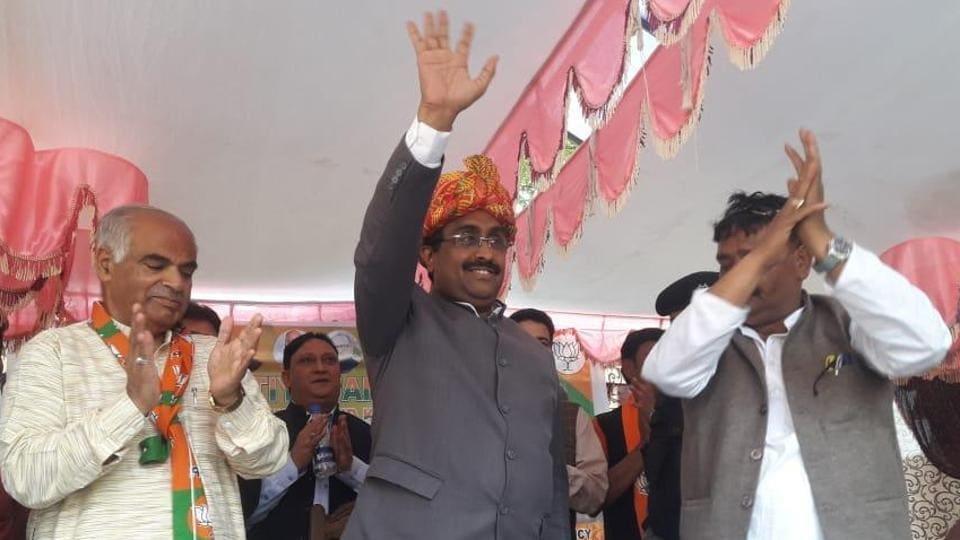 Ram Madhav,BJP,Amit Shah