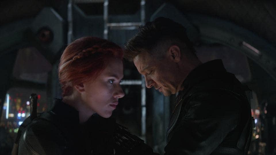 Avengers endgame,Black Widow,Scarlett Johansson