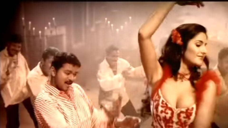 Katrina Kaif's throwback ad video with South star Vijay shows her as