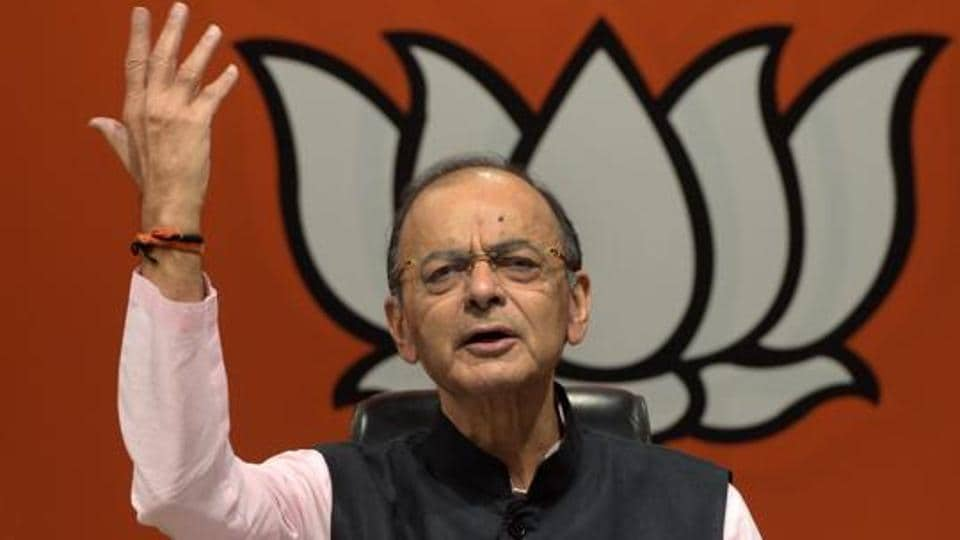 """Finance minister Arun Jaitley Monday took dig at Congress leaders Rahul Gandhi and Digvijaya Singh saying fear of backlash has prompted """"majority bashers"""" to proclaim themselves as """"proud"""" Hindus."""
