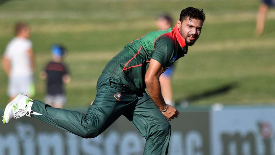 Mashrafe Mortaza,Bangladesh captain,ICC World Cup 2019