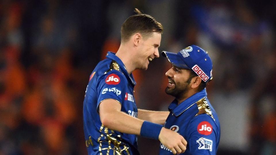 Mumbai Indians,Jason Behrendorff,IPL 2019
