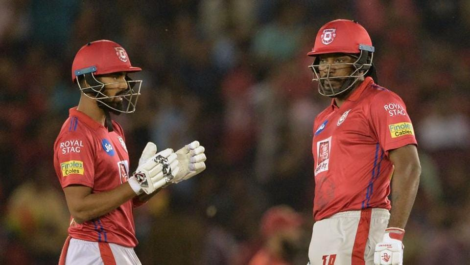 IPL2019,SRH vs KXIP,Chris Gayle