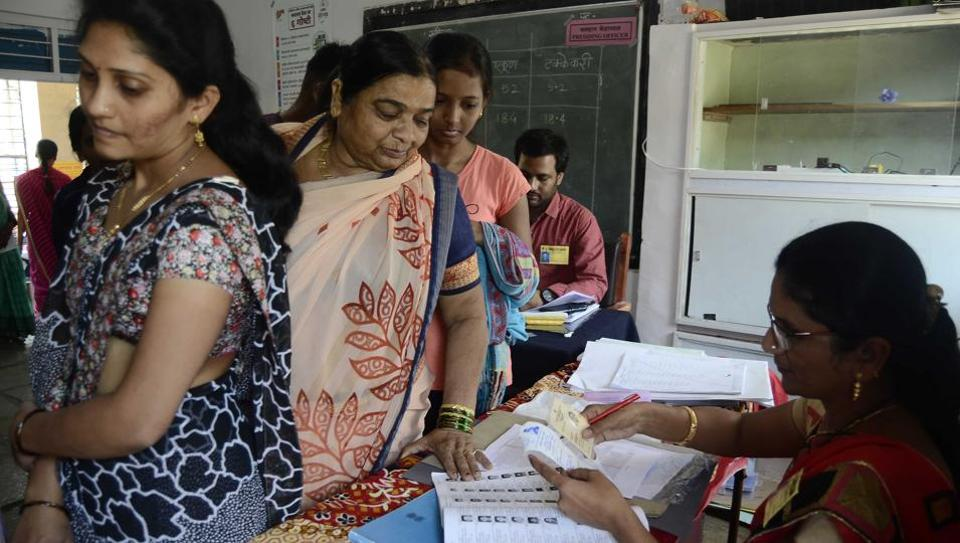 121 polling booths in Jharkhand are being managed by women in the fourth phase of Lok Sabha elections 2019.