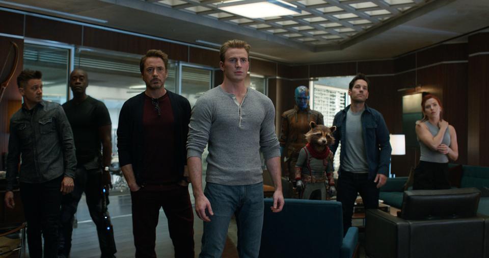 Avengers: Endgame,Infinity Saga,Marvel Comics