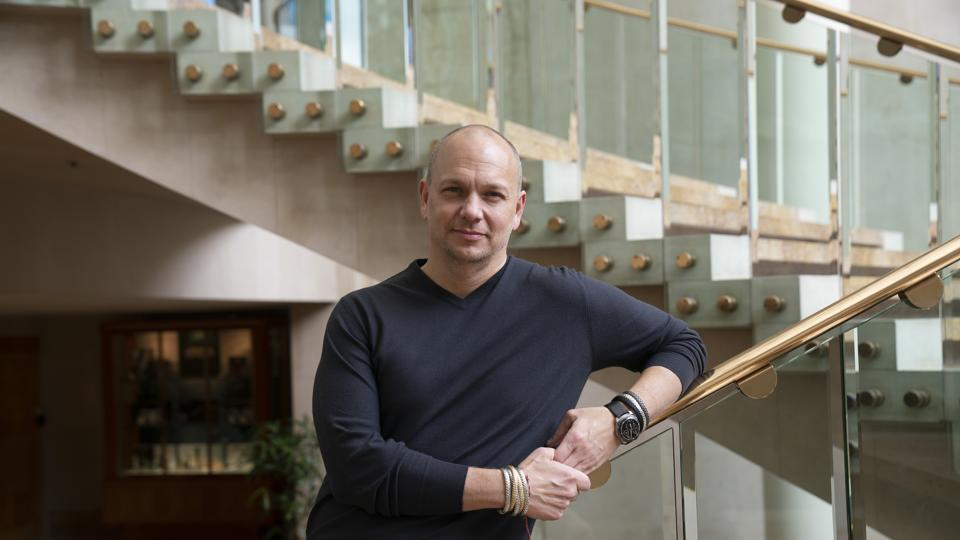 Tony Fadell, founder of Future Shape LLC, became an early convert and consigliere to Impossible five years ago, long before the Silicon Valley company's products could be found throughout Hong Kong and before Burger King announced the Impossible Whopper in the U.S.