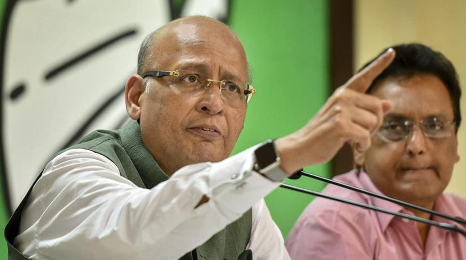 Senior Congress leader and party spokesperson Abhishek Singhvi talks about how the Election Commission of India (ECI) can impact the ongoing Lok Sabha elections.