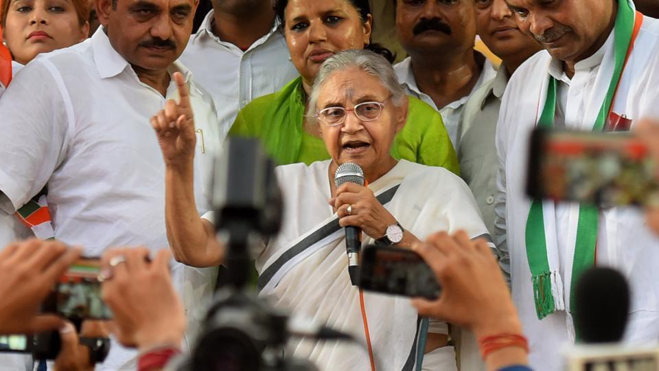 lok sabha elections 2019,sheila dikshit,north east delhi LS seat