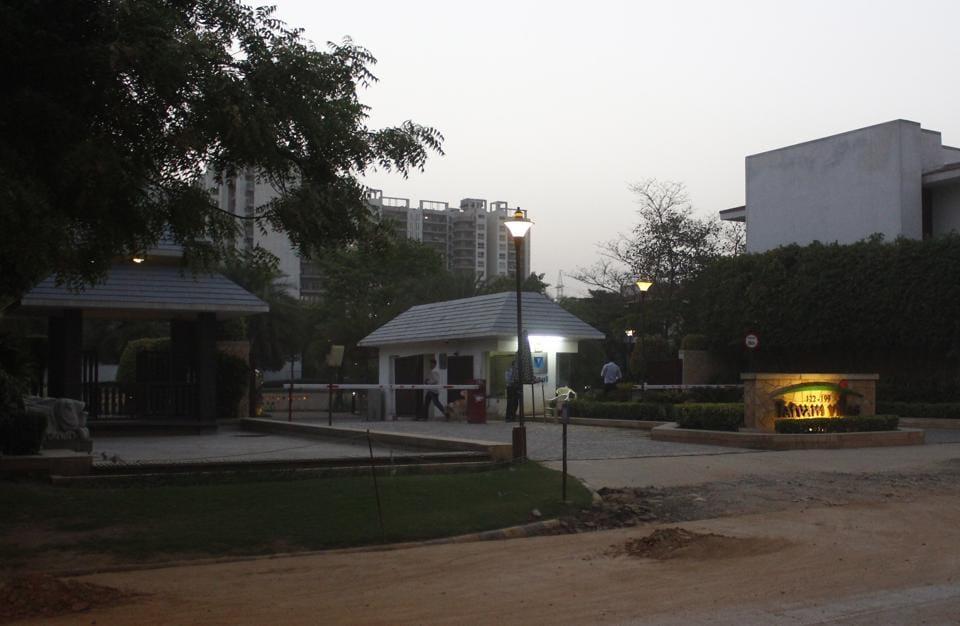 Tatvam Villas,maintenance