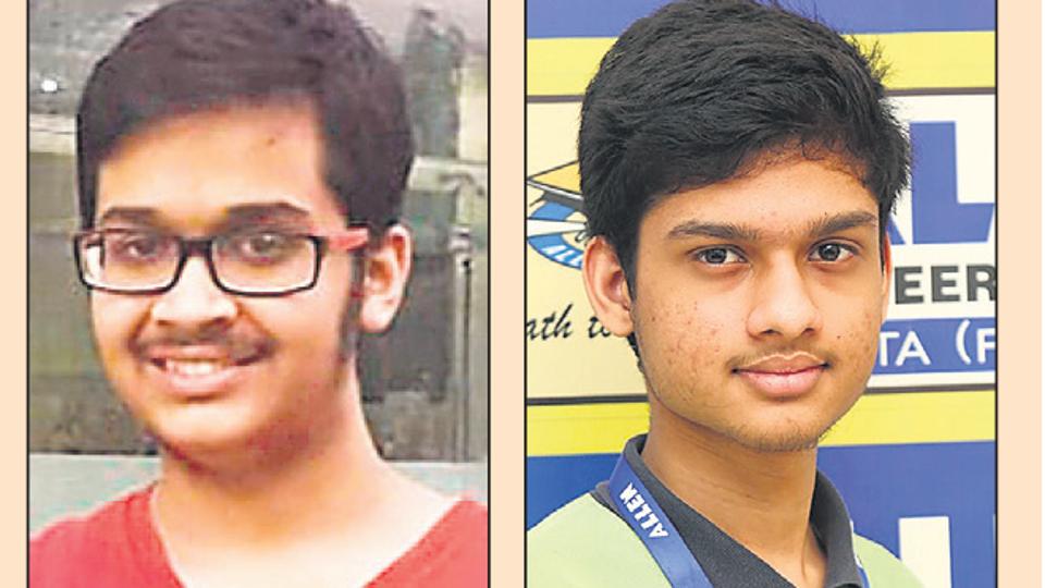 Ankit Misra and Kartikey Gupta from Mumbai.