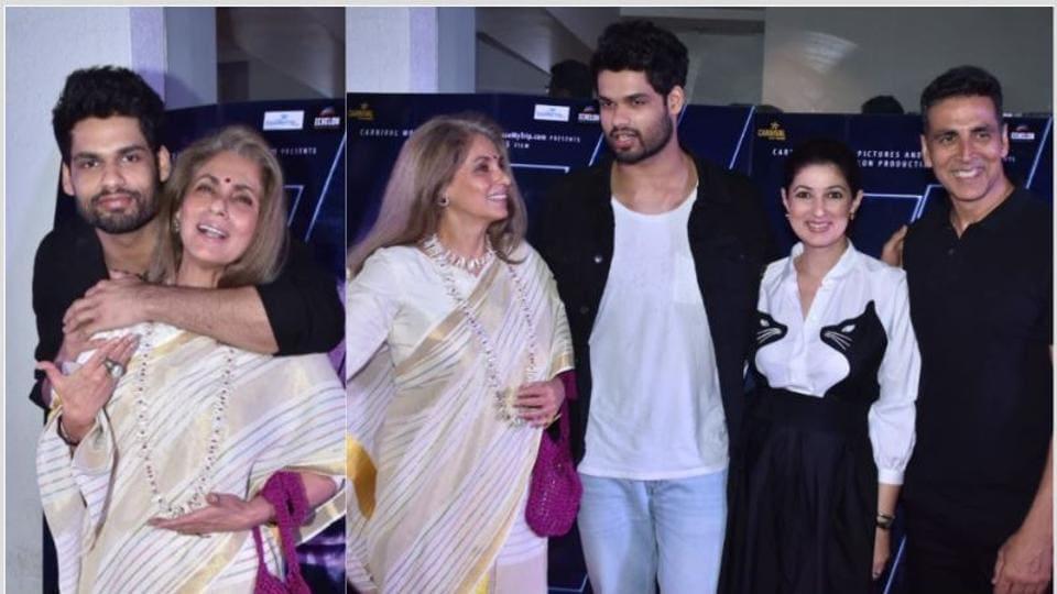 Akshay Kumar,Twinkle Khanna,Karan Kapadia