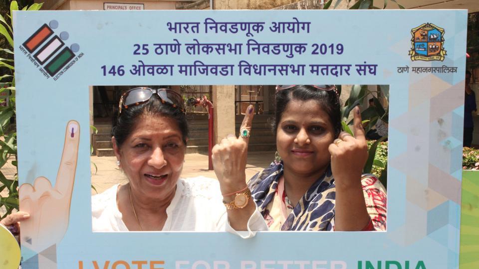 mumbai,voter turnout,shiv sena