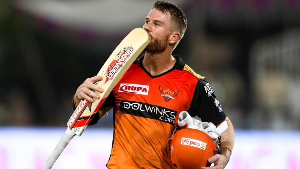 IPL 2019,David Warner,Sunrisers Hyderabad