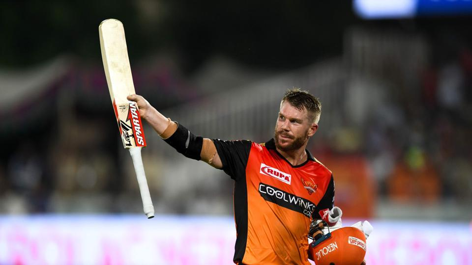 IPL 2019,David Warner,Sunrisers Hyderabad