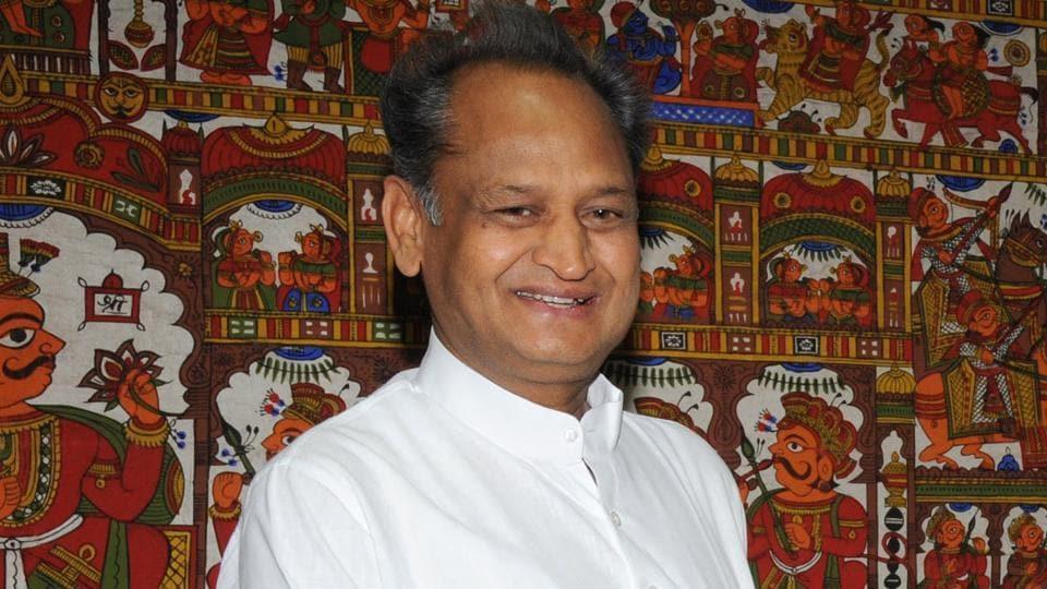 Ashok Gehlot,Rajasthan CM Ashok Gehlot,Gajendra Singh Sekhawat