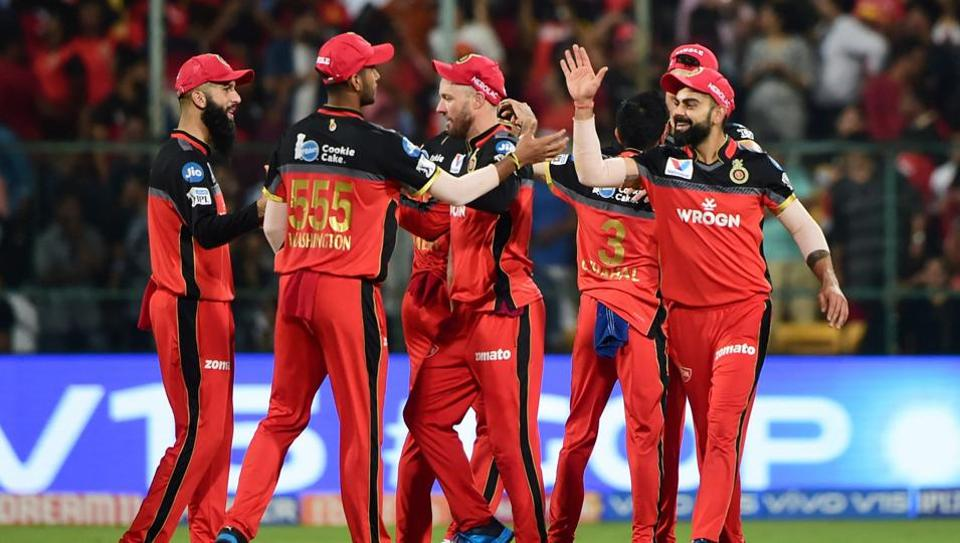 File image of RCBteam