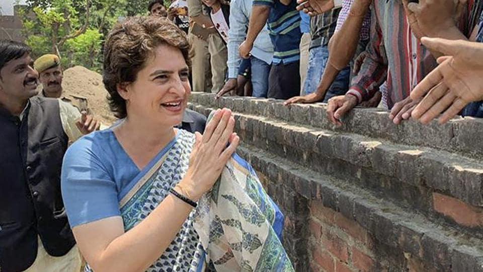 Priyanka Gandhi,Priyanka Gandhi Vadra,Varanasi Lok Sabha seat
