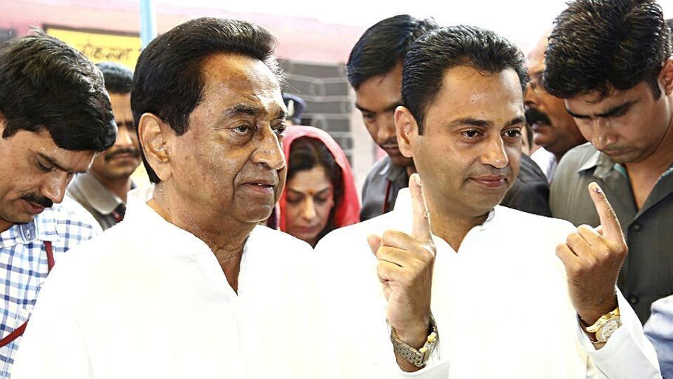 Nakul Nath, 44, was the Congress candidate for Chhindwara, home turf of Madhya Pradesh chief minister Kamal Nath.