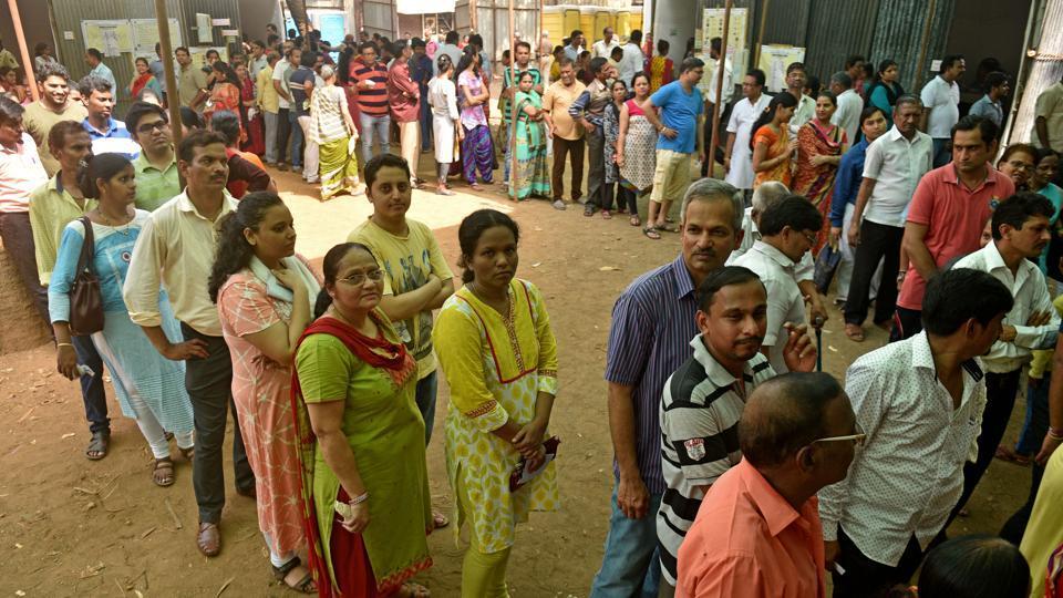Lok Sabha elections 2019,Maharashtra,phase 4 polling
