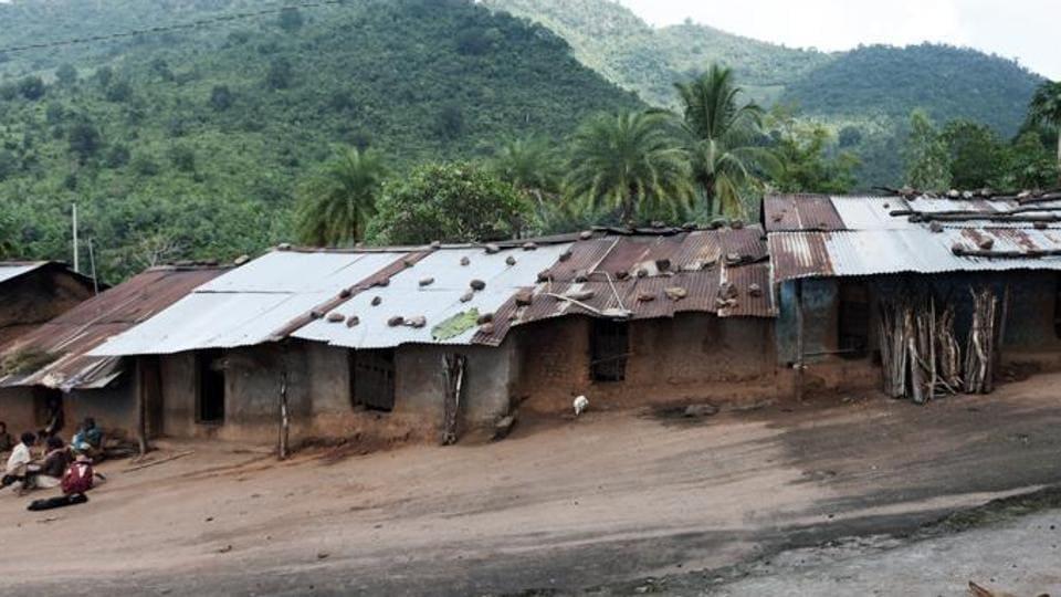 Juanga tribals,Naveen Patnaik,Deogaon