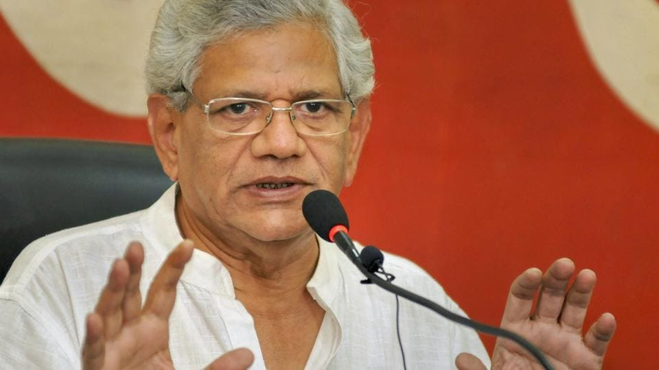 Communist Party of India (Marxist) general secretary Sitaram Yechury says the Left is ready to play a big role in forming an alternative, secular government at the Centre.