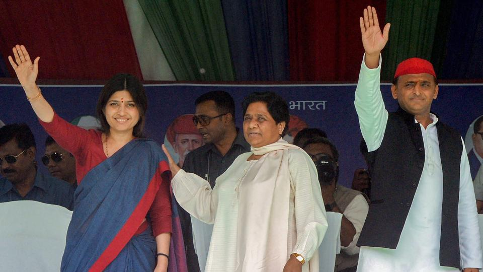 Kannauj: Samajwadi Party's Dimple Yadav is seeking re-election for the third time.