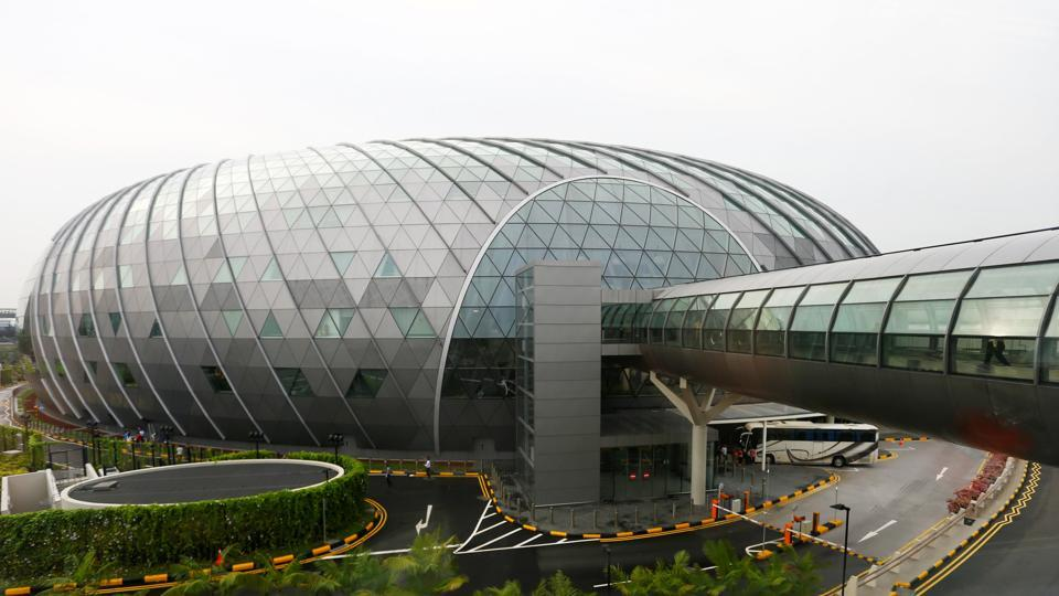 A 37-year-old Indian national has been jailed for eight weeks and fined 800 Singapore dollars for accepting bribes to under-report the weight of passenger bags on a flight at country's Changi Airport.