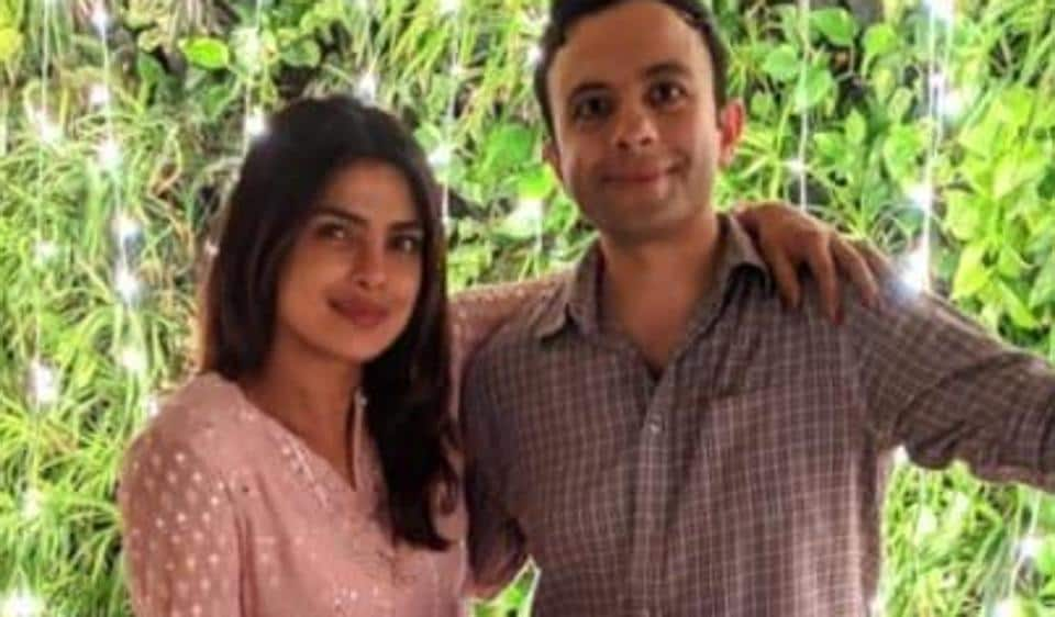 Priyanka Chopra shares pictures with family and friends as she misses them.
